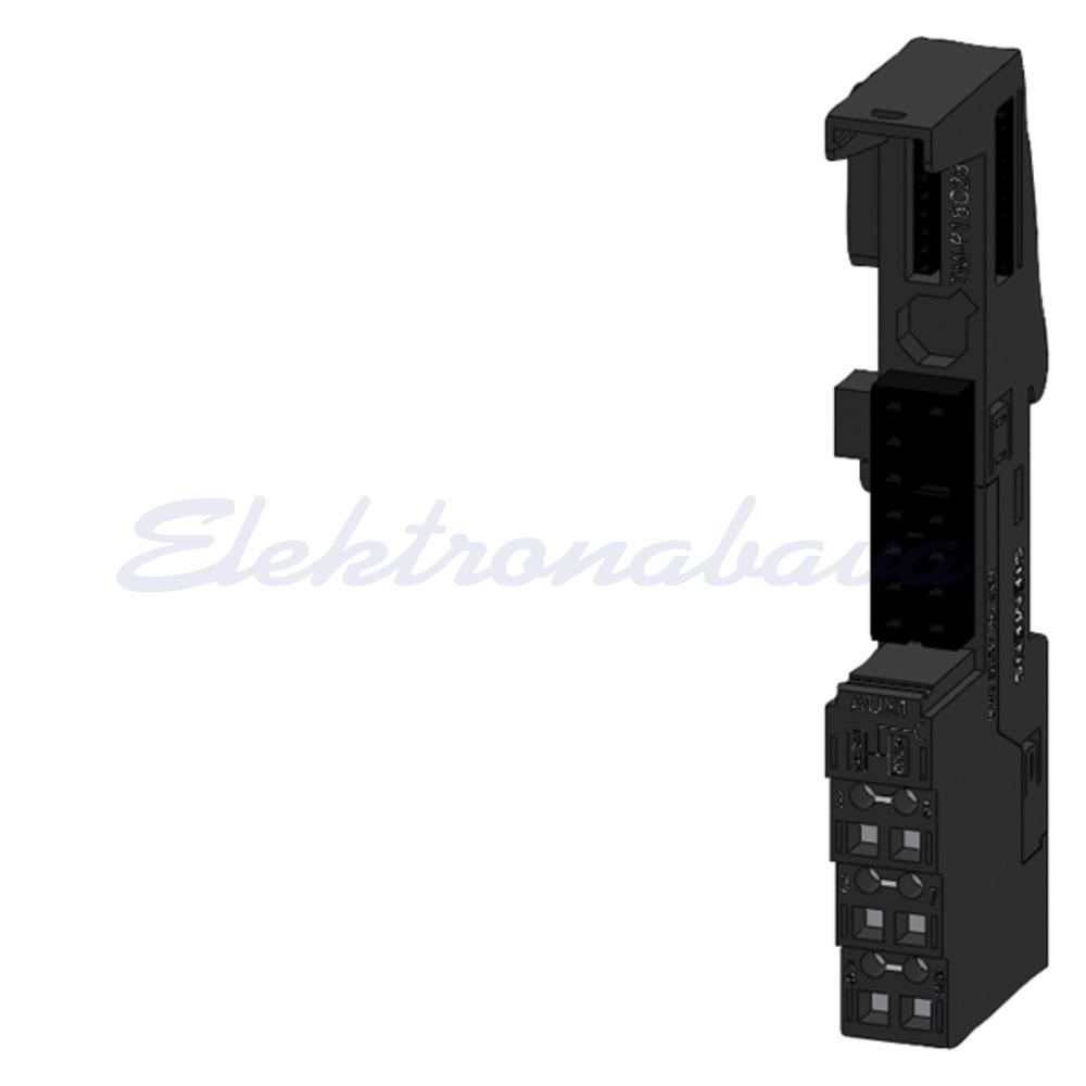 Slika izdelkaDP krmilnik - okvir montažni SIMATIC ET-200 podnožje za EM (5kos)