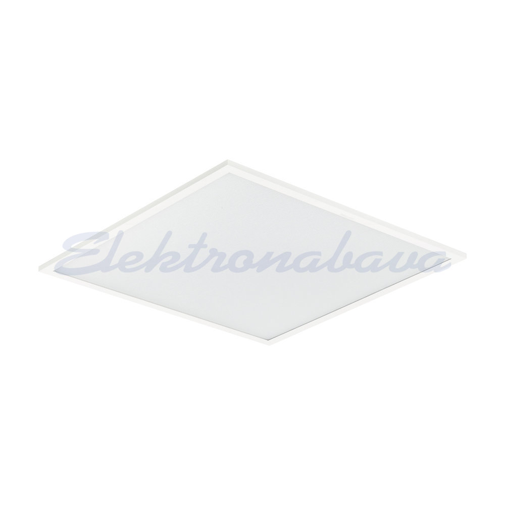 Slika izdelkaVgradni panel LED LEDINAIRE RC065B LED34S/840 PSU W60L60 OC za armstrong + driver LED 38W 4000K 3400lm BE Kvadratni 597x597mm IP20 220-240V UGR<19