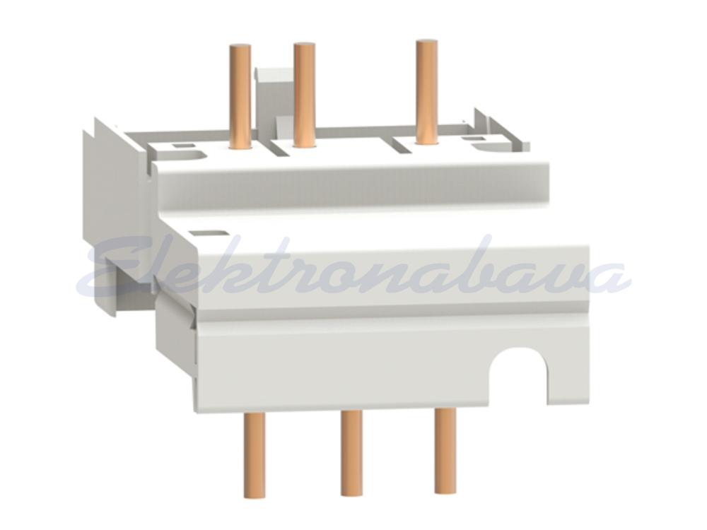 Slika izdelkaKomplet ožičenja za kontaktor LOVATO SM1 za povezavo SM1R + BF09-25A (AC) DOL 3P