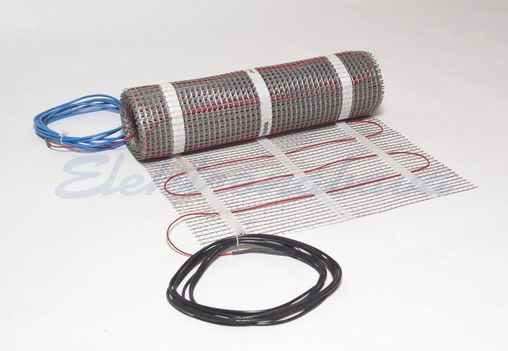 Slika izdelkaGrelna preproga DEVIheat 150 (DSVF) enožilna 1m2 150W/m2 150W 230V 2m 0,5m