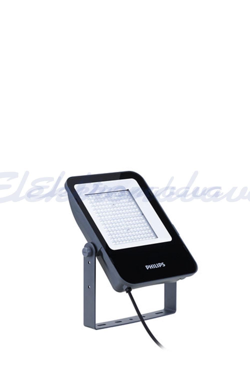 Slika izdelkaReflektor LEDINAIRE BVP155 LED100/840 PSU 100W AWB CE LED 100W 4000K 10000lm LED driver IP65 SI 220-240V A-A++