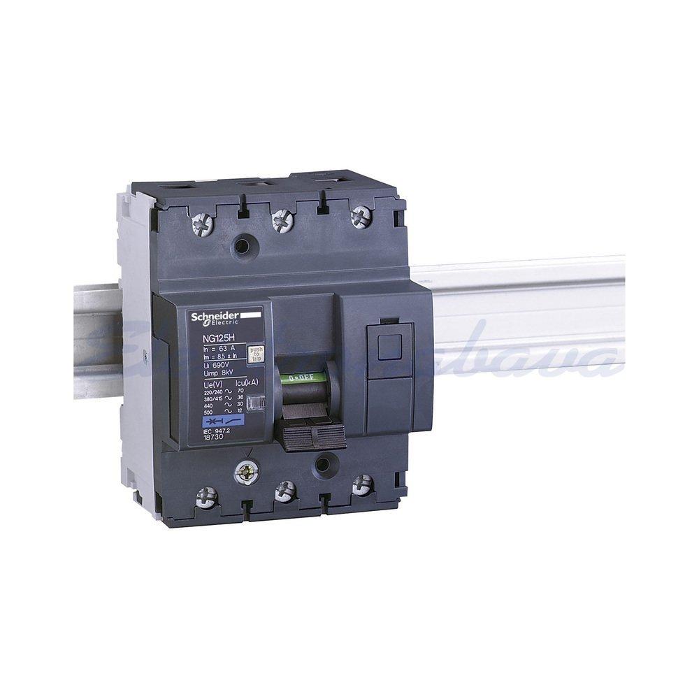 Slika izdelkaInštalacijski odklopnik ACTI9 NG125 C 40A 3P