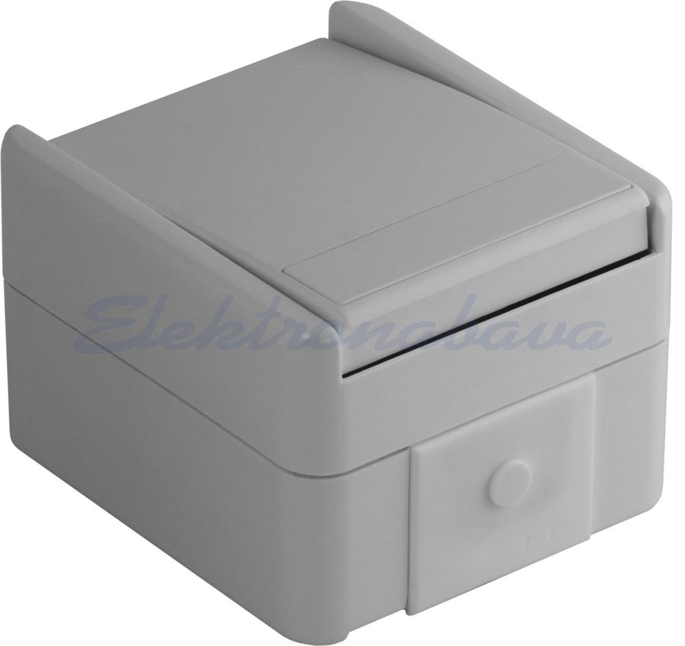 Slika izdelkaStikalo FONTANA Unipack N/O MENJALNO BE 10A IP44