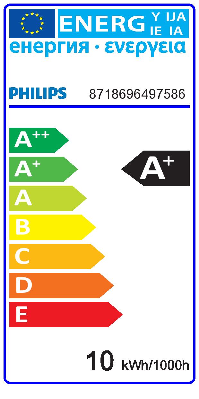 LED sijalka KLASIČNA CorePro LEDbulb A60 10-75W 1055lm 865 E27 brez zatemnitve Mat 220-240V A+