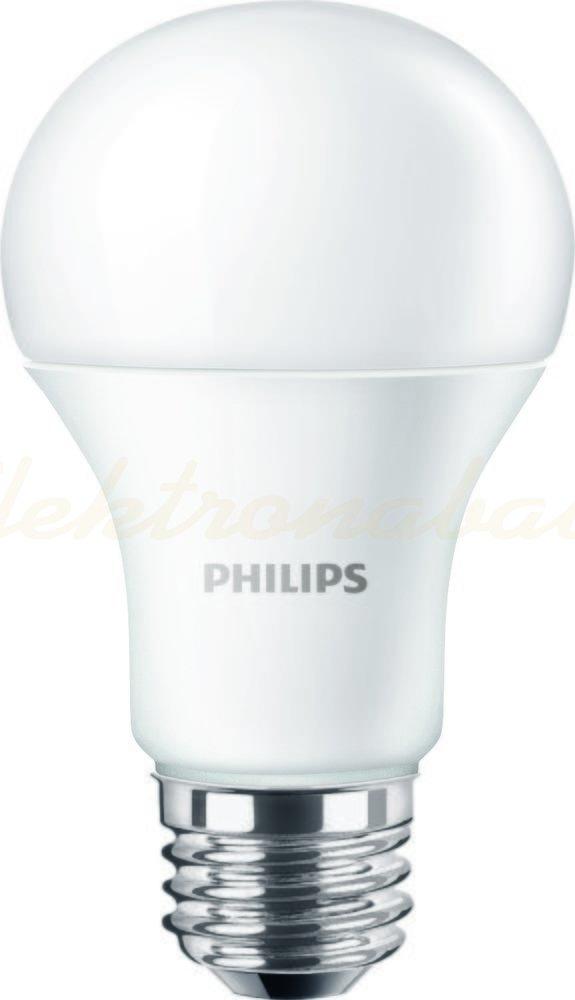 Slika izdelkaLED sijalka KLASIČNA CorePro LEDbulb A60 10-75W 1055lm 865 E27 brez zatemnitve Mat 220-240V A+