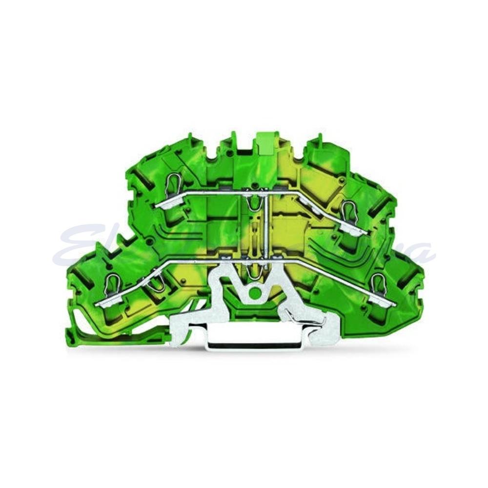 Slika izdelkaOzemljitvena sponka WAGO 2,5mm2 RU-ZE