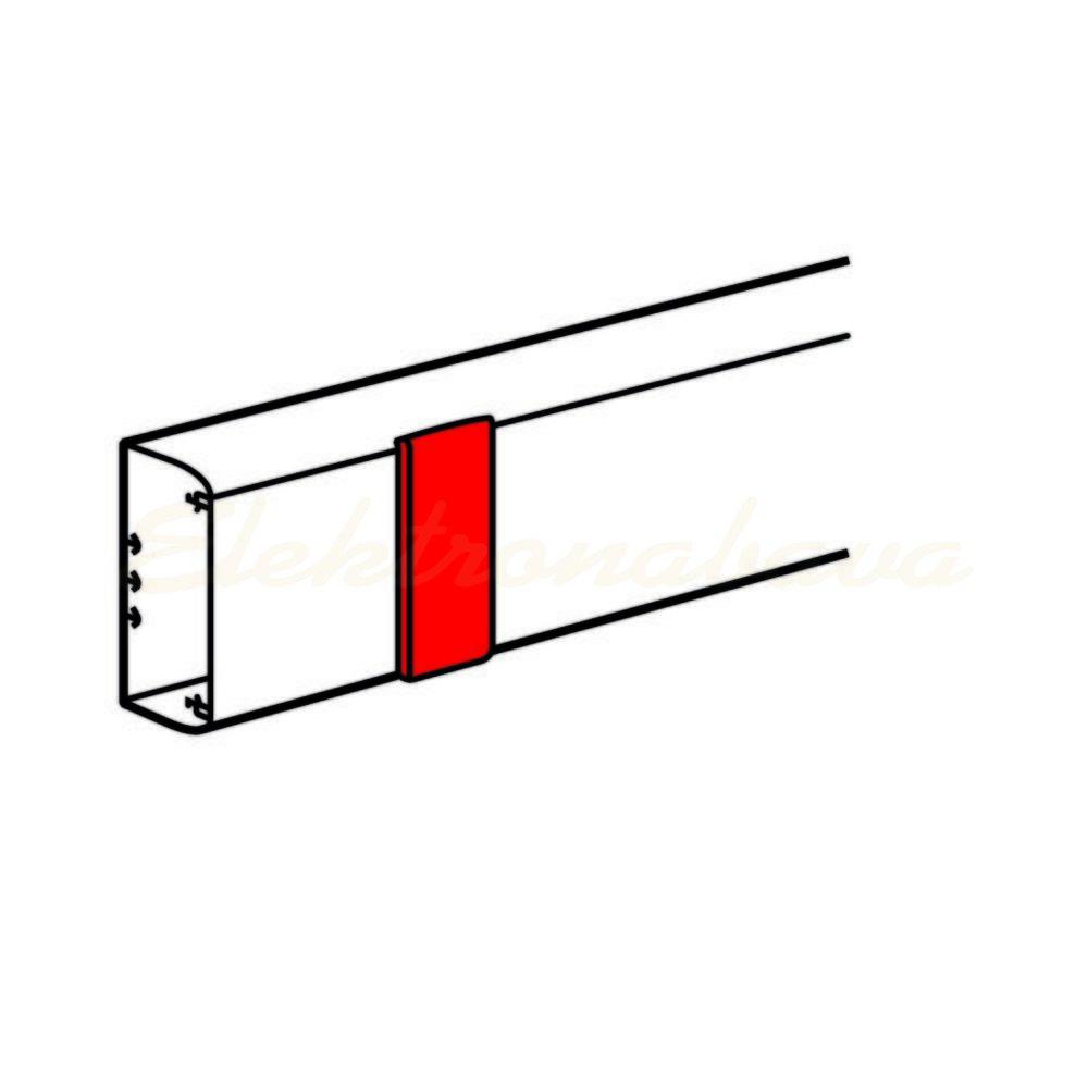 Slika izdelkaPribor za kanal LEGRAND ČLEN VEZNI POKROV PVC 85mm