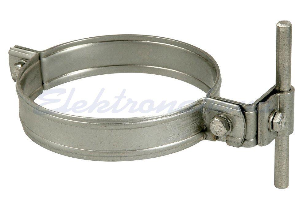 Slika izdelkaCevna objemka za strelovod Strelovodi Setnikar 110/0 INOX A2 110mm