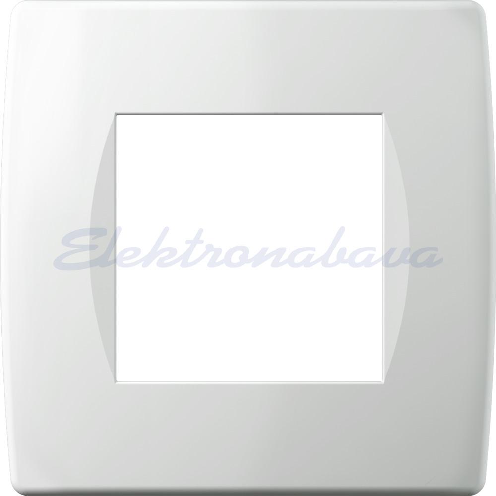 Slika proizvodaUkrasni okvir MODUL SOFT Unipack 2M Bijela Vodoravno Plastika Mat