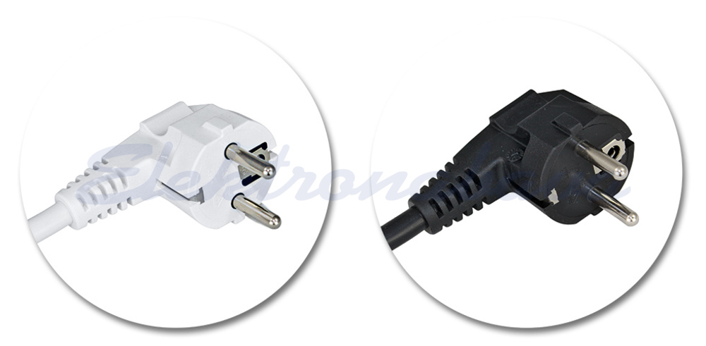 Slika proizvodaPriključno uže Commel H05VV-F 3G0,75mm2 2mm Bijela