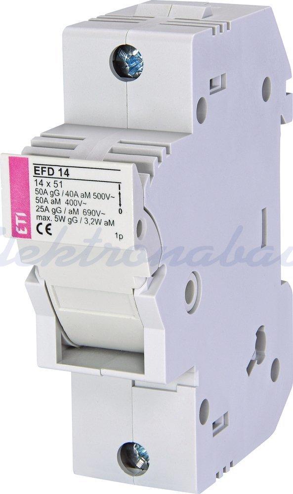 Slika proizvodaRastavna sklopka za osigurače C 14x51 mm 50A 1P
