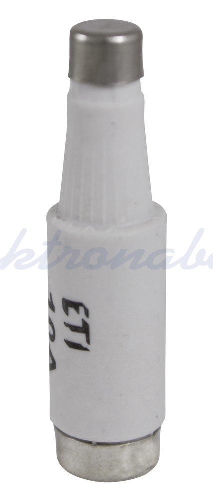 Slika proizvodaNiskonaponski topljivi uložak D DI 25A gG Žuta